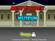 Must Escape the Museum