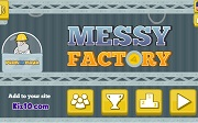 Играть Messy Factory