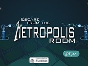 Игра Escape from the Metropolis Room