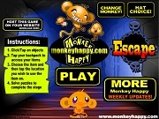 Играть Monkey GO Happy Escape