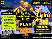 Играть Monkey Go Happy Lights