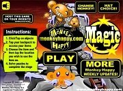 Играть Monkey GO Happy Magic