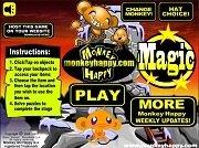 Игра Monkey GO Happy Magic