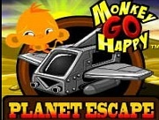Monkey GO Happy Planet Escape