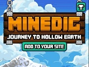 Minedig: Journey to Hollow Earth