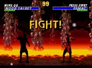 Игра Ultimate Mortal Kombat 3