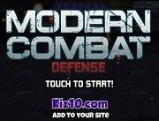 Играть Modern Combat Defense