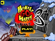 Играть Monkey GO Happy Ninjas 3