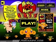 Играть Monkey Go Happy: Survive