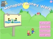 Игра Monopoly Money Wars