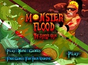 Monster Flood the Zombie Cave