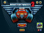 Monster Wheels 2
