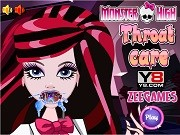 Monster High Throat Care