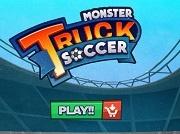 Игра Monster Truck Soccer