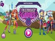 Motocross Equestria Girls