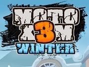 Игра Moto X3M Winter