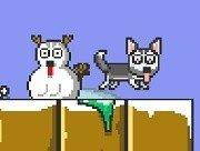 Играть Mr Jump Husky