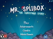Игра Mr. Splibox: Christmas Story