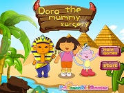Играть Dora The Mummy Surgery