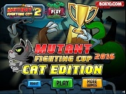Игра Mutant Fighting Cup 2016 Cat Edition
