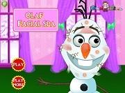 Играть Olaf Facial Spa
