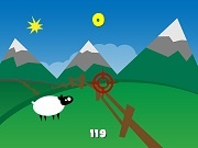 Игра SHEEP 'N' WOLVES SHOOTER