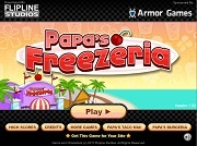 Игра Papas Freezeria