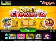 Papa&#039s Cheeseria