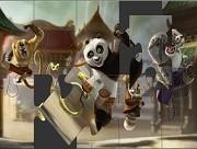 Игра Puzzle Kung Fu Panda