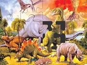 Pazzle dinosaurs