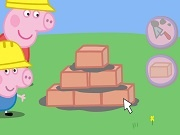 Играть Peppa Pig the new house