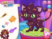 Играть Monster High Pets Salon