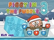 Игра Piggy in the Puddle 3