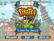 Игра Pirates Save Our Souls