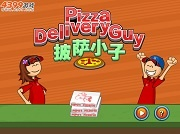 Играть Papa Louie Pizza Delivery Guy