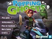 Игра Popping Ghosts