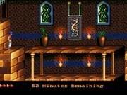 Prince of Persia - Sega