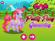 Играть Pretty Pony Grooming
