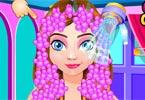 Игра Princess Anna Elegant Hairstyles