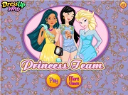Princess Team