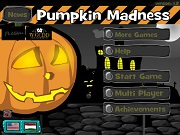 Игра Pumpkin Madness