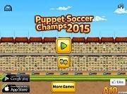 Играть Puppet Soccer 2015
