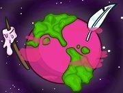 Petty Puny Planet