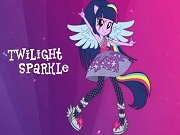 Equestria Girls: Puzzles with Twilight Sparkle