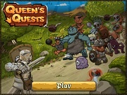 Играть Queens Quests