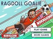Играть Ragdoll Goalie