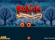 Игра Rekido Red Ninja Kid Princess Rescue