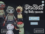 Играть Re Zer 3 - My little zombie