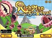 Игра Richman Island Survival