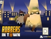 Игра Robbers in Town